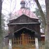 Cerkiew w Łówczy/Szlak Architektury Drewnianej/Wooden Architecture Trail