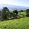 Gliczarów Górny - widok na Tatry