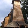 Kościół w Czcinicy/Szlak Architektury Drewnianej/Wooden Architecture Trail