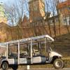 Zwiedzanie Krakowa melexem