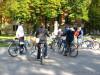 Zwiedzanie Krakowa na rowerach / Krakow Tour bike